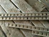 Heißes BAD galvanisierte (HDG) Kabel-Stahl-Zahnstange