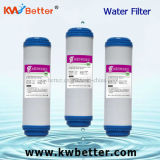 "Granular GAC filtro de carbón activo cartucho de 10 ""20"""