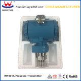 Transmisores de presión de gas natural del GASERO