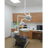 La lampada/indicatore luminoso chirurgici dentali può essere installato sulla parte superiore del soffitto