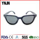 Солнечные очки сбор винограда джинсовой ткани Ynjn изготовления Китая черные поляризовыванные