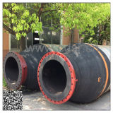 Boyau en caoutchouc flexible de débit/usine en caoutchouc de boyau