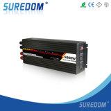 Geänderter quadratischer Inverter 5000W Soem-LCD Volmeter Rückenergie