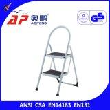 2step Kruk van de Ladder van het staal de draagbare
