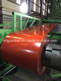 Катушки стали PPGI покрынные цветом с высоким качеством в Китае