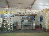 Zhenlihua Ydのブランドの高速は4つのトラックジャージーの開いた幅の編む機械を選抜する