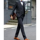 人の1着のボタンの伸張パフォーマンス固体スーツ
