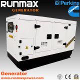 20kVA-1500kVA極度の無声Cumminsの力の電気ディーゼル発電機セット(RM160C2)