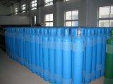 De Tank van de zuurstof M6 met Knevel 170 Liter (15 H), 170L