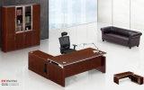 Tableau debout rouge d'ordinateur de meubles de bureau de la noix cpc (MS-04/1808)