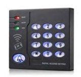 ドアベル機能のアクセス制御システムキーパッドパスワードカード読取り装置