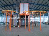 Automatischer Puder-Beschichtung-Produktionszweig für Verkauf