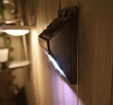 Im Freien Solarlicht-Solarbewegungs-Fühler-Licht-Fabrik der wand-IP65
