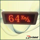De Digitale Klok van de Bus van de Vertoning van de snelheid