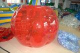 Personalizado de la bola de la burbuja inflable al aire libre de fútbol para la venta