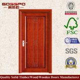 Puerta interior de madera de madera del MDF de la ceniza (GSP8-028)