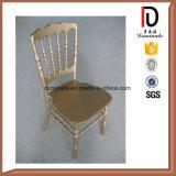 Südafrikanische Qualitäthölzerner Napoleon-Stuhl des König-Furniture für Hochzeit (BR-C103)