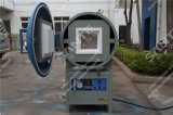 回転式ベーンの真空ポンプが付いている1200c真空の炉の真空の箱形炉