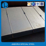 placa Checkered del acero inoxidable 316 304