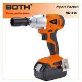 """18В 1/2 """"Power Tools литий-ионная ударный гайковерт (HD1606-1840)"""