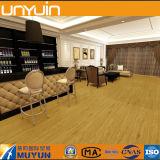 Mattonelle di pavimento di legno a prova d'umidità del vinile del grano