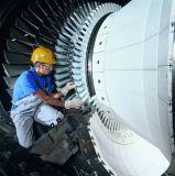 Sistema a spruzzo di Hvof del rivestimento del tungsteno per le piante geotermiche dei diaframmi della turbina della valvola delle condutture dei rotori delle ventole della macchina di rivestimento delle componenti della stazione della produzione di energia