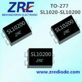 10A Ss1040L через пакет диода выпрямителя тока to-277 барьера Ss10100L Schottky