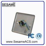 Bouton de porte de l'acier inoxydable 2no 2nc 2COM (SB3C2)