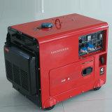 Bisonte (China) BS6500dse 5kw 5kVA 5000W generador diesel portable de la potencia del hogar de la garantía de 1 año para la venta