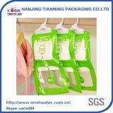 Garderoben-hängender Feuchtigkeits-Sauger-Kalziumchlorid-Beutel