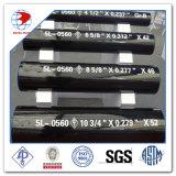 Tubo sin soldadura del carbón del grado B de Dn25 Sch 40 ASTM A106