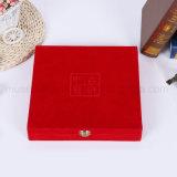 Rectángulos de regalo de sellado calientes del papel del arte de la cartulina de la alta calidad