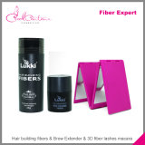 Polvere stupefacente della ricostruzione della fibra dei capelli di buona qualità di trattamento dei capelli di perdita