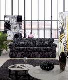Европейская классическая кровать софы Seater влюбленности конструкции