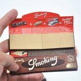 ロール用紙のタバコタバコの遅い埋めるWrapingの煙るペーパー