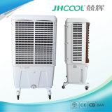 Condizionatore d'aria portatile evaporativo elettrico della stanza commerciale con tre rilievi di raffreddamento ad acqua
