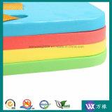 Espuma colorida de EVA para la tarjeta de la natación