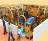 Beifall-Unterhaltungs-kleiner Dschungel-themenorientiertes Innenspielplatz-Eignung-Gerät