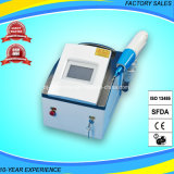 Laser portatif de ND YAG de déplacement de tatouage de Q-Commutateur