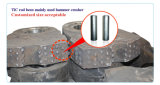 TM52 Legeringen staal In entrepot voor het Maximum Stijgende Leven van de Slijtage van de Hoge Delen van de Slijtage van het Mangaan