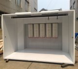 Weg im Puder-Spray-Stand für Beschichtung-Stahl-Möbel