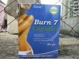 Brandwond 7 de Natuurlijke voeding van de Capsules van het Verlies van het Gewicht van het Vermageringsdieet