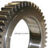 Шестерня шпоры, котор подвергли механической обработке часть, приветствованные заказы OEM и ODM