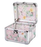 Коробка ювелирных изделий коробки алюминиевого сплава коробки изготовления акриловая косметическая