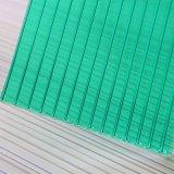 温室および屋根ふきのための対の壁のポリカーボネートの空シート