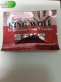 Píldoras masculinas del reforzador del sexo de rey Wolf 3000mg para la permanencia del sexo