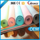 Couvre-tapis commercial de yoga de PVC du prix de gros d'usine d'assurance