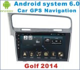 Percorso Android di GPS dell'automobile del sistema 6.0 per golf 2014 con il lettore DVD dell'automobile