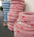 Tubo flessibile di gomma flessibile del doppio di acciaio del filo tubo flessibile di gomma idraulico dell'olio