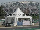 Chapiteau extérieur de mariage de chapiteau de pagoda de pagoda de tente de foire commerciale de chapiteau extérieur de pagoda